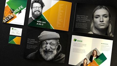 CD + Imagebrochure Kigs