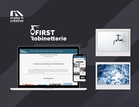 Création application mobile & refonte site web