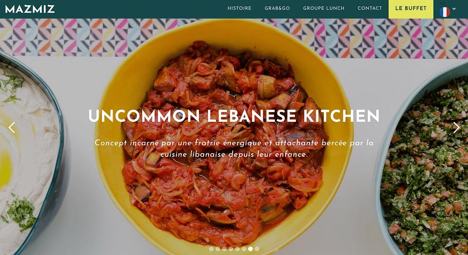 MazMiz - Uncommon Lebanese Kitchen