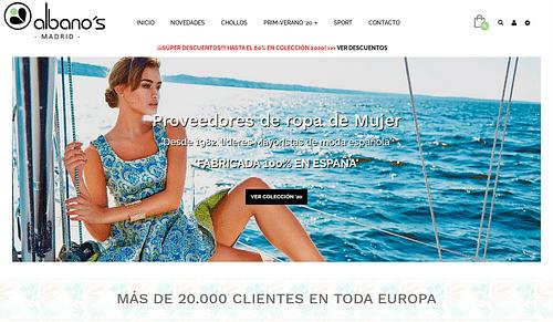 Desarrollo e-commerce B2B - E-commerce