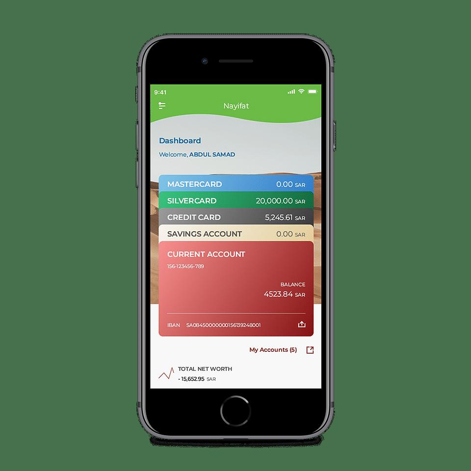 Nayifat – Financial ERP, Consumer Loan Services