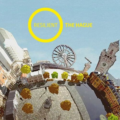 Resilient The Hague - Branding & Positionering