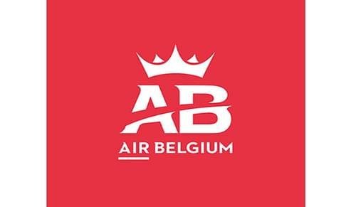 AIR BELGIUM: Driving flight reservations - Publicité en ligne