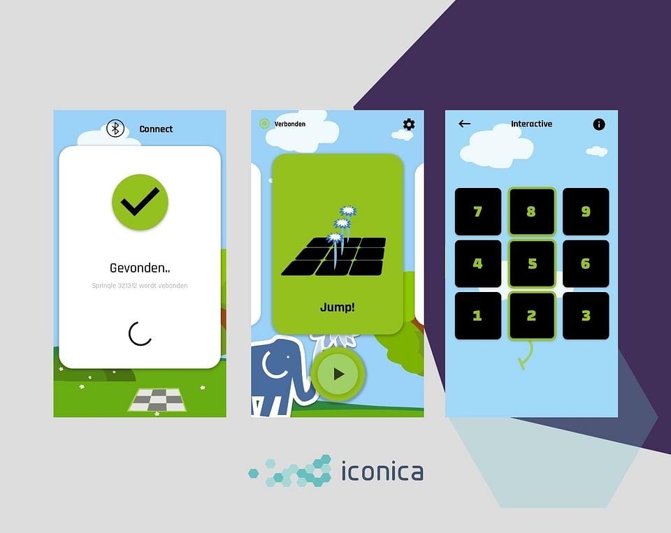 Sprinqle | embedded software en native apps