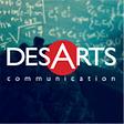 DesArts Communication logo