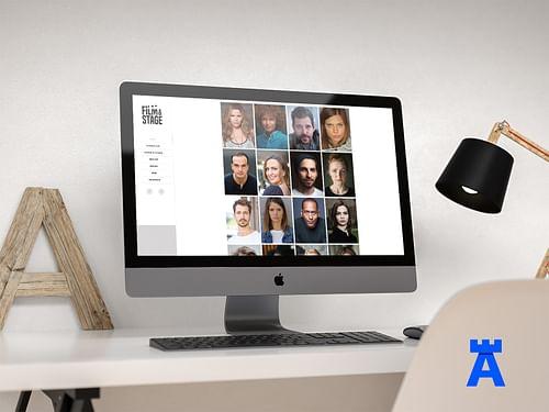 Film & Stage Agency - Creación de Sitios Web