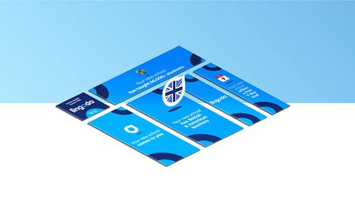 HTML5 Banner Design & Social Media - Webseitengestaltung