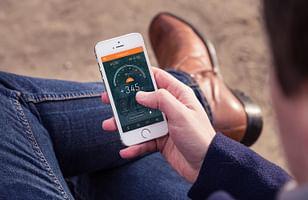 Fietstelweek Mobile app & Digital campaign