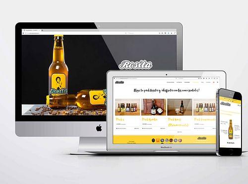 Diseño Web   Packaging   Fotografía - E-commerce