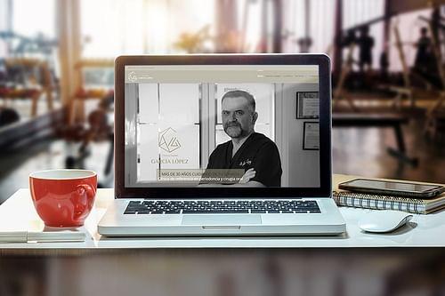 Diseño Web   Clinica García López - Fotografía