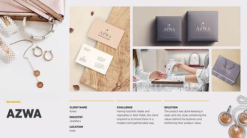 Azwa Rebranding