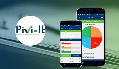 PIVI GOALS ACHIEVEMENT APP - Mobile App