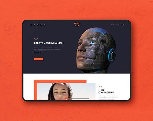 Wiidii - Création de site internet
