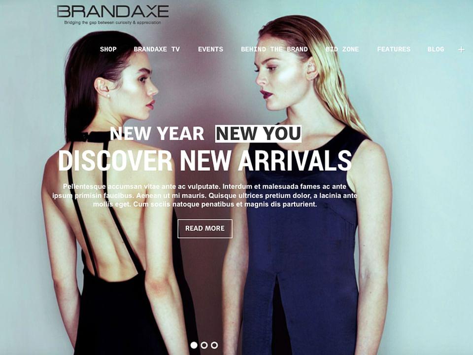 BrandAxe - eCommerce & Digital Strategy