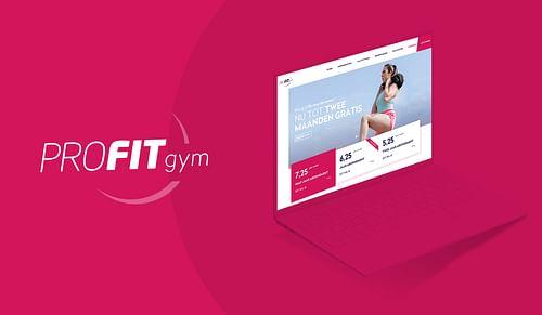 Digitale innovatie in de fitness wereld - Web Applicatie