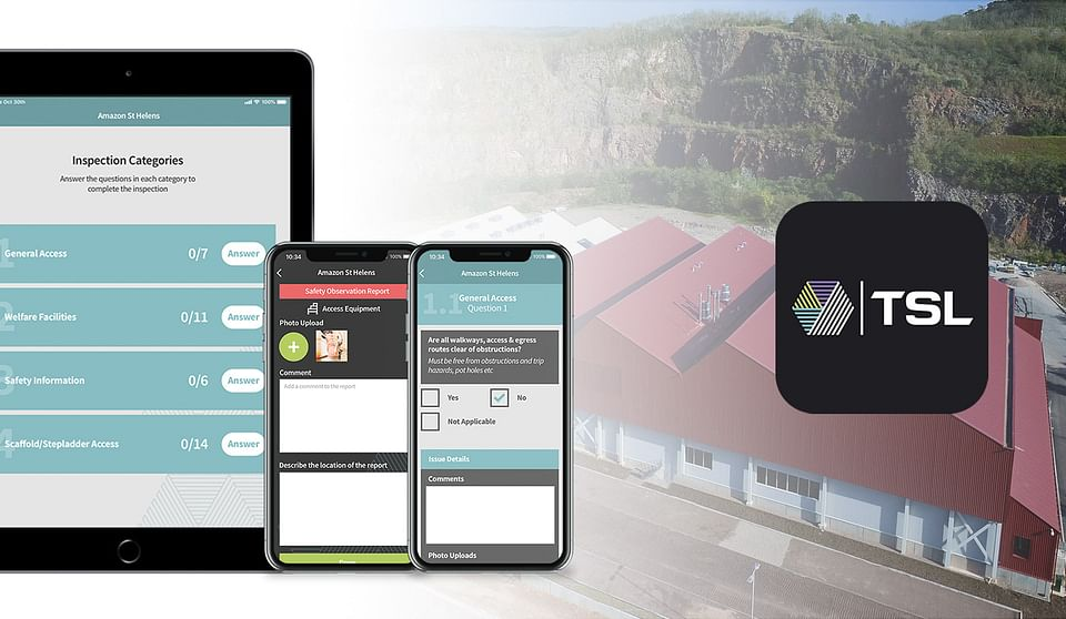 Safety and  Inspection Apps