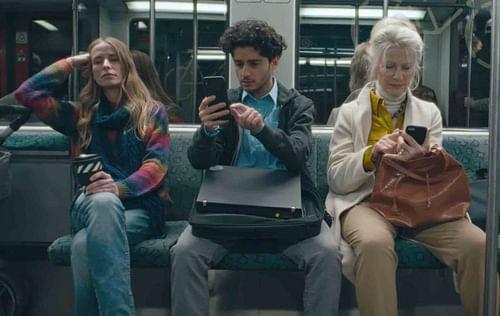 Neue Binge-Watching-Serie - Film
