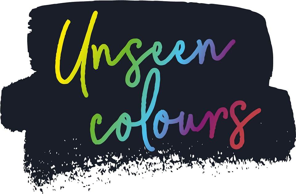 Unseen Colors Logo & Huisstijl
