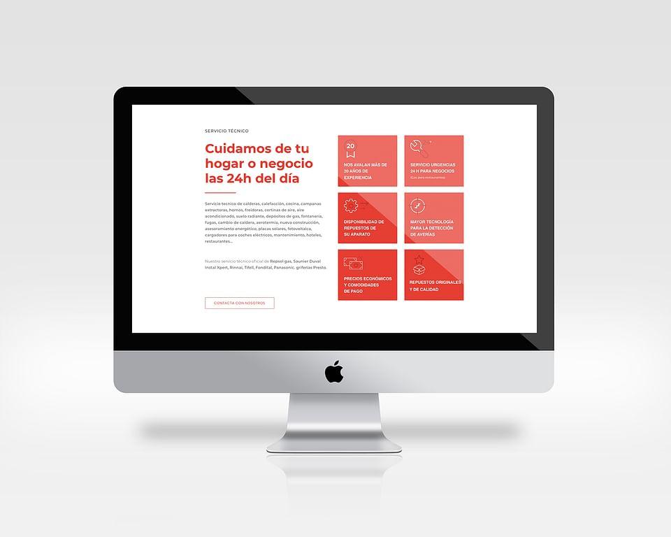 Aercan Diseño Web