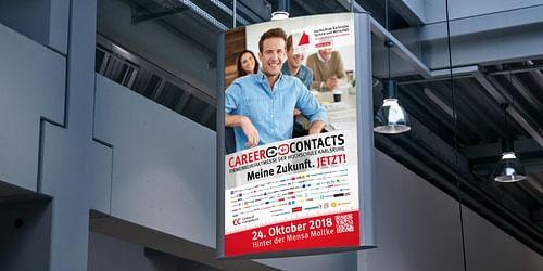 Career Contacts | Wo Firmen auf Ihr Fachpersona... - Markenbildung & Positionierung