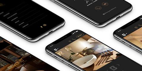 BEYOND Luxushotel – Multi-Website