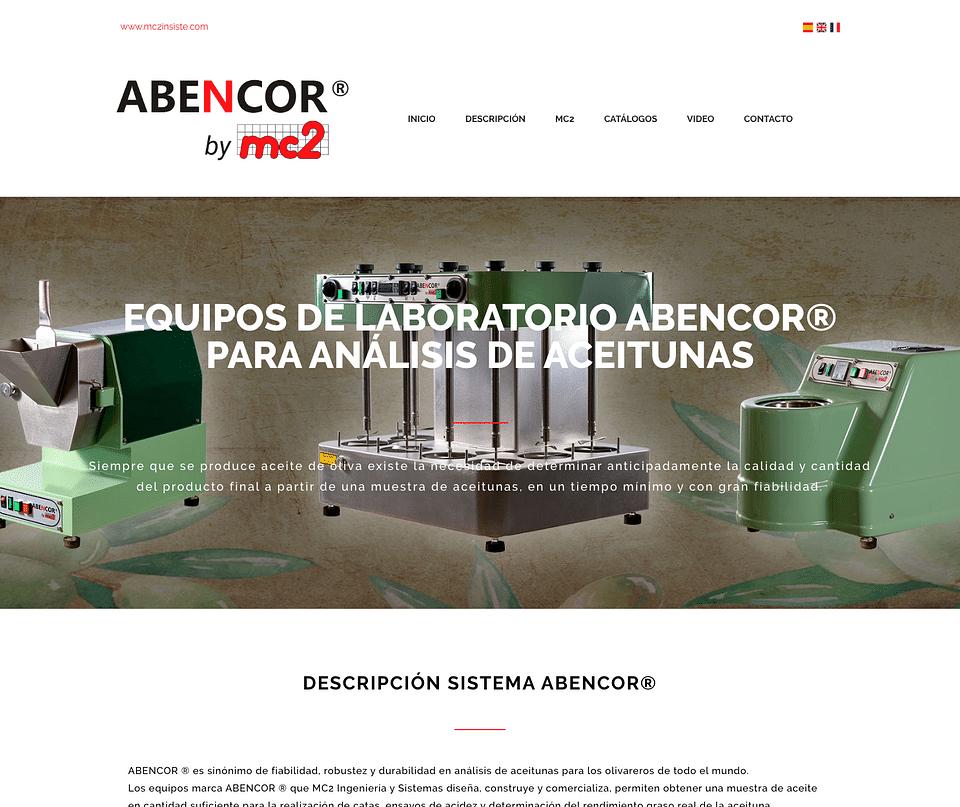 Website Abencor®