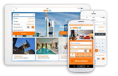 Campagnes Emailings I Site de réservation d'hotels - Stratégie de contenu