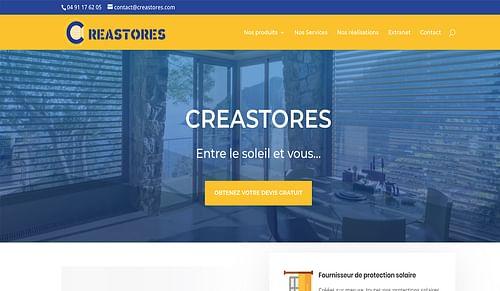 Refonte du site internet - Création de site internet