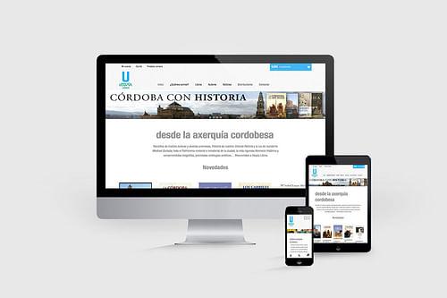 Tienda Online Utopía Libros - E-commerce