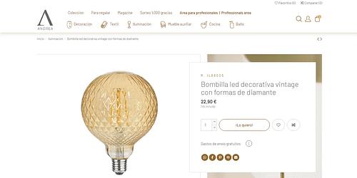 ANDREA HOUSE - eCOMMERCE - E-commerce