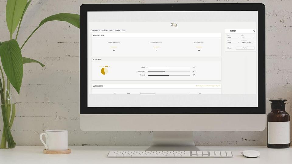 L'OREAL   Application mobile/Web pour Cosmétique