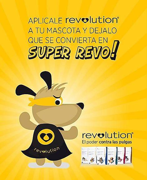 Creación de Gimmick - Super Revo - Social Media