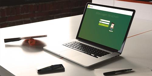 B2B Portal für ein Dienstrad-Leasingprogramm - Webanwendung