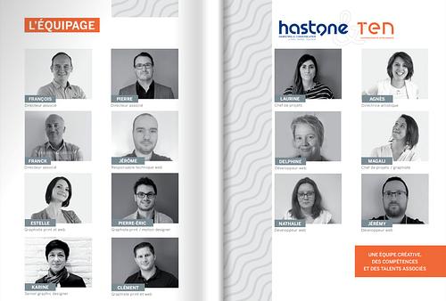 Agence Hastone & Ten cover