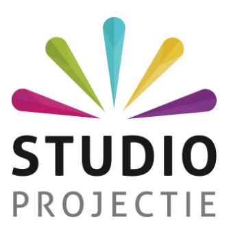 Studio Projectie B.V. logo