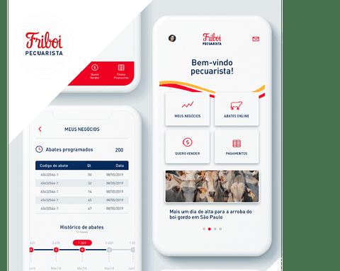 Mobile App- Friboi