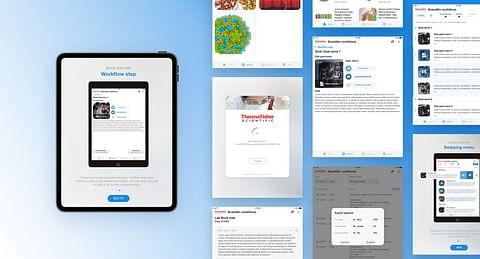 Cloud based application: Workflow