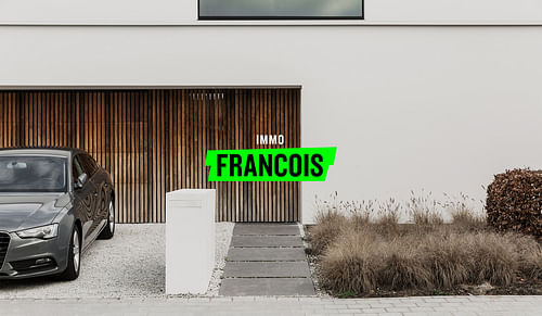 A new home  for the brand  immo francois. - Digital Strategy