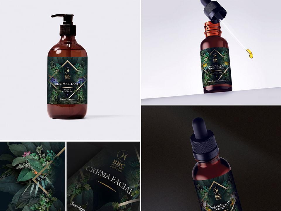 Packaging Brazillian Body Care