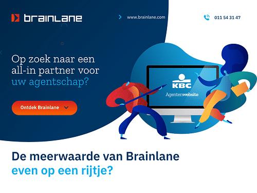 KBC Agentenwebsites - Website Creatie
