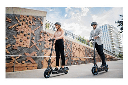E-SCOOTER - A Ride that Could Save a City
