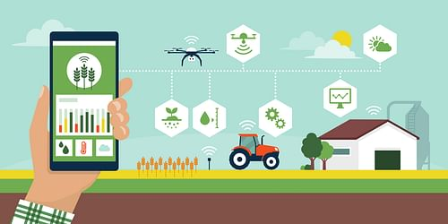 IoT solution for the overwatering in agriculture - Usabilidad (UX/UI)