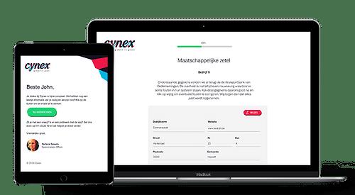 Intake-app zorgt voo efficiëntere onboarding - Web Applicatie