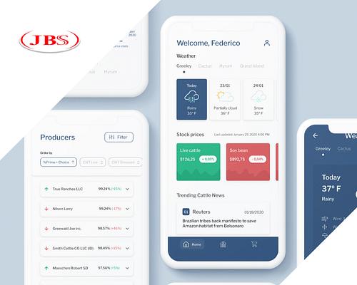 JBS App - Mobile App