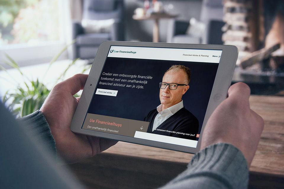 Rebranding, website & slimme oplossingen