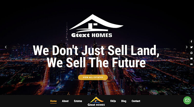 Gtext Homes Project