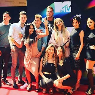 Media and influencer event MTV - Public Relations (PR)