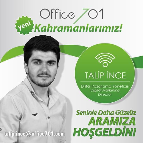 Office701 Creative Agency & Information Technology cover