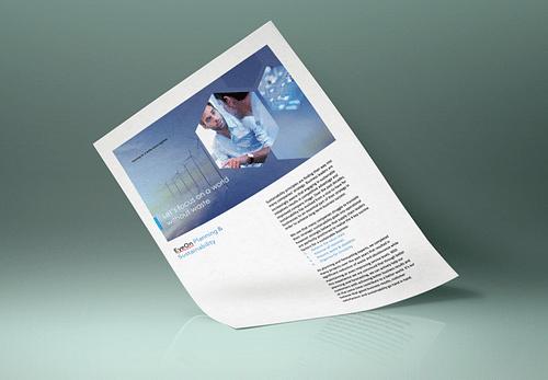 EyeOn - Sustainable repositioning - Branding & Positionering