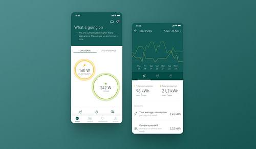 Smappee app - Mobile App